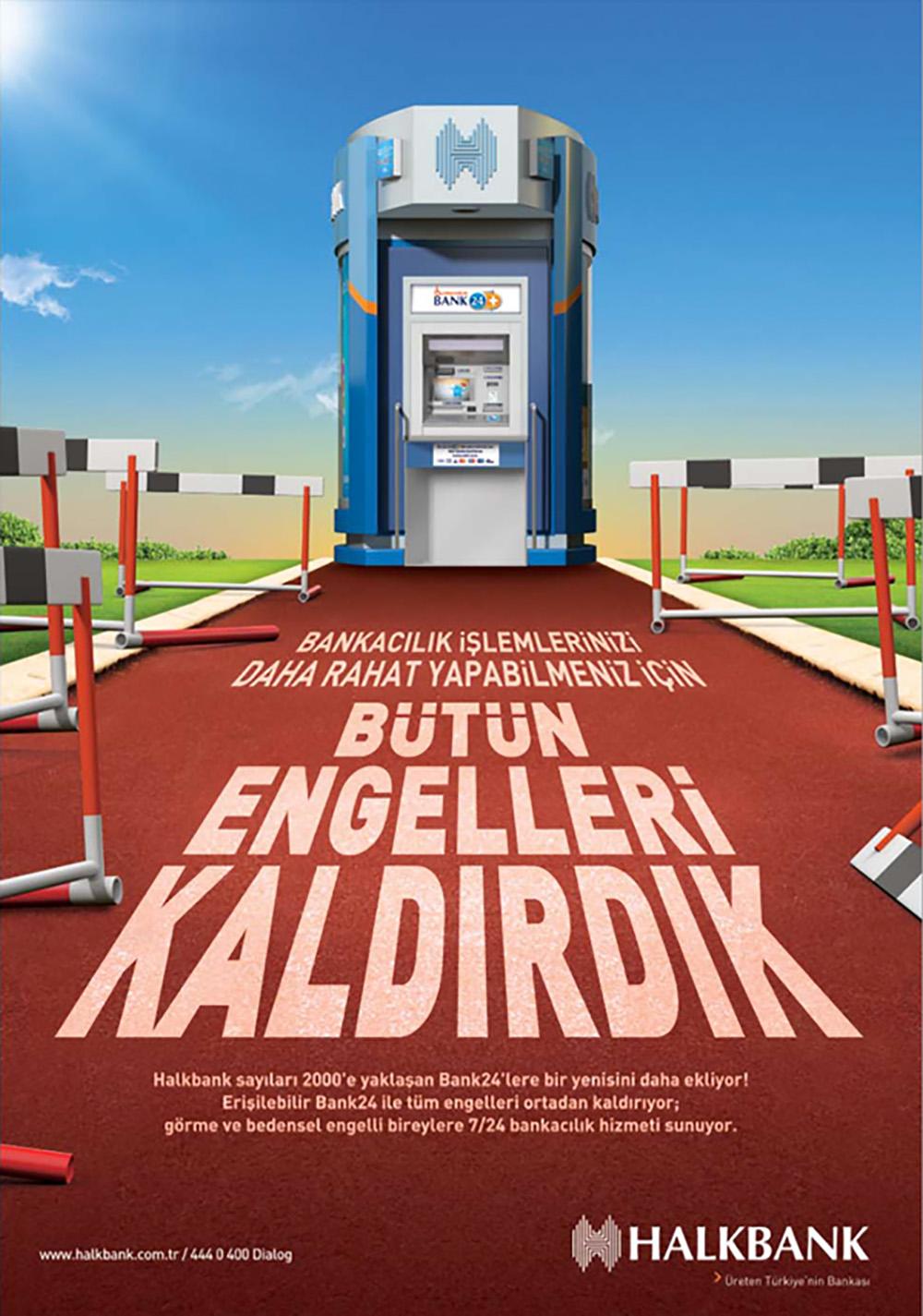 Halkbank_Engelli ATM